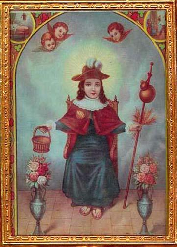 El Santo Nino de Antocha