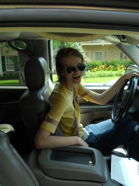 Dream Of Musician Driving Car
