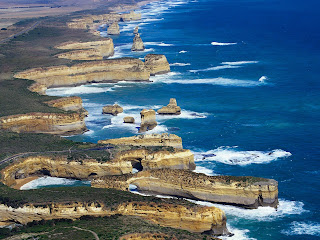 Victoria's Shipwreck Coast, Australia Beautiful Stock Photos