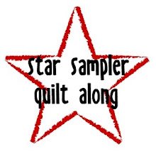 Star Sampler Quilt.a.long