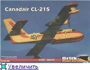 Avião Bombeiro Canadian CL 215 204d0523b127t