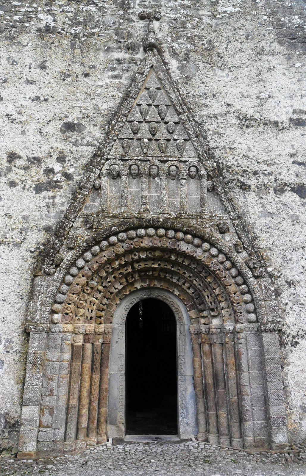 romanesque architecture cathedral saint brendan 39 s cathedral