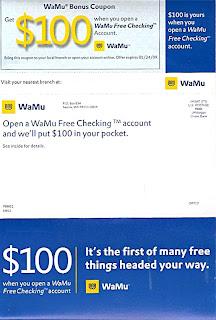 WaMu $100