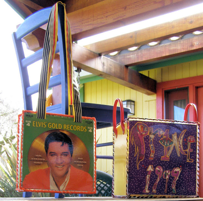 Elvis Purse and Prince Basket