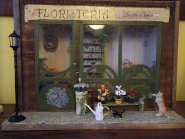 Floristeria - Flower shop