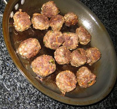 Recipe meatball gluten free