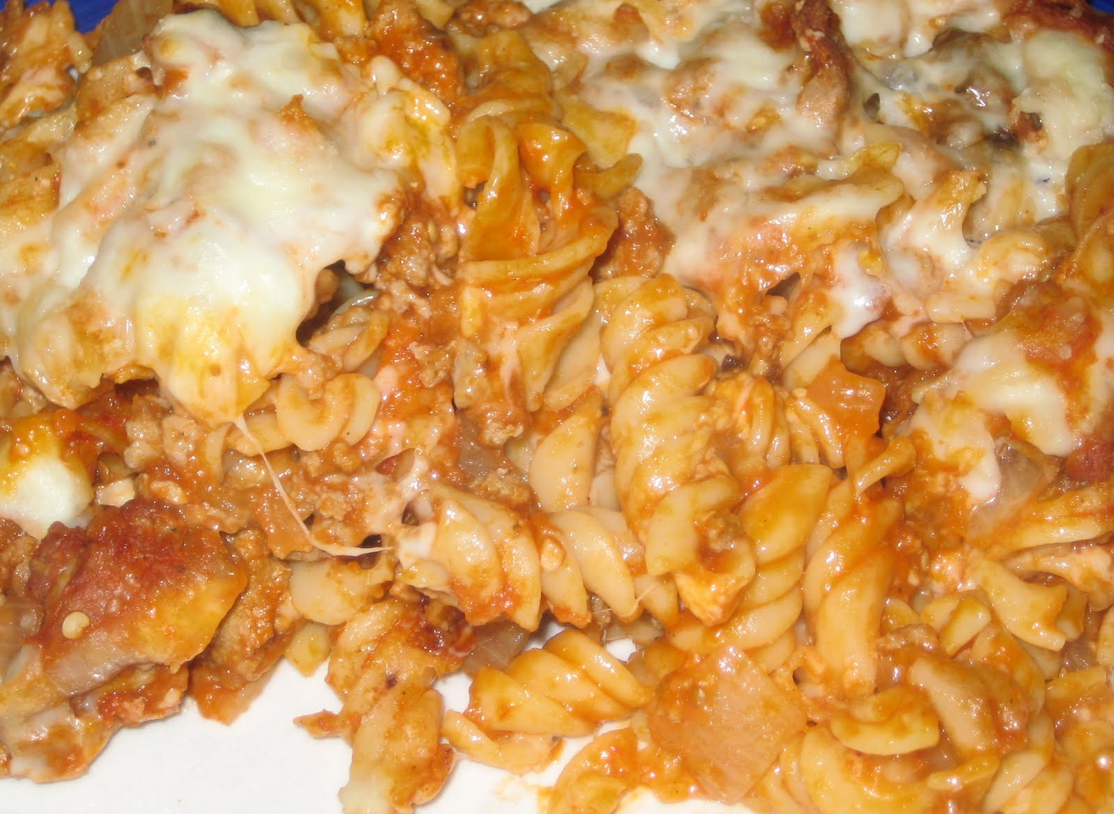 pasta with marinara cream sauce for the marinara sauce note this will ...