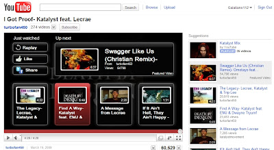 Youtube gets new facelift and improvements visually on photoshop maestro
