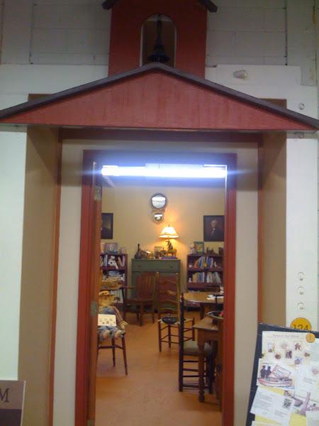 The One Room Schoolhouse Door, 2008