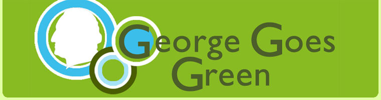 George Goes Green