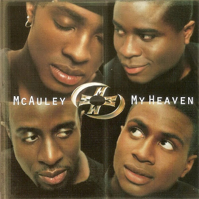 McAuley - My Heaven (2000)