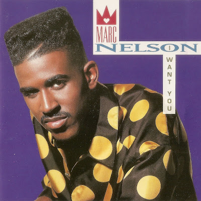 Marc Nelson - I Want You (1991)