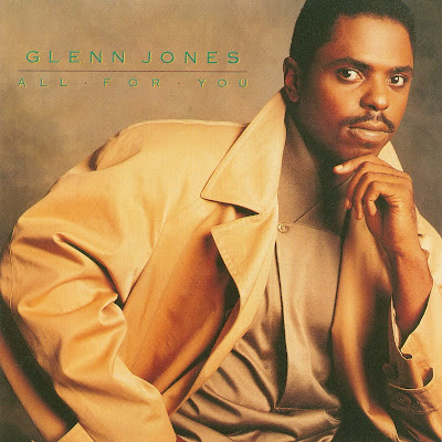 Glenn Jones - All For You (1990)