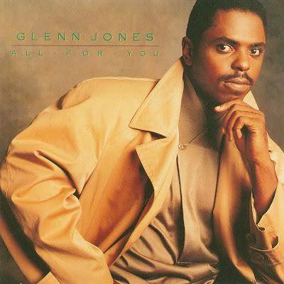 Glenn Jones - All For You (1990)