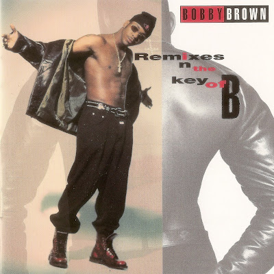 Bobby Brown - Remixes N The Key Of B (1993)
