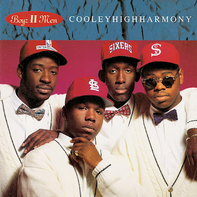 Boyz II Men - Cooleyhighharmony (1992)