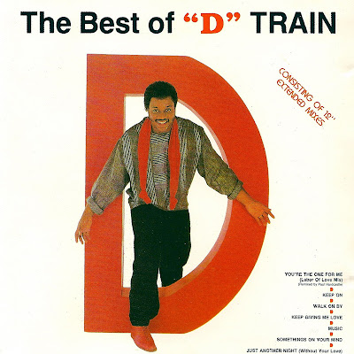James ''D-Train'' Williams - The Best Of ''D'' Train (1988)