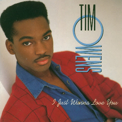 Cover Album of Tim Owens - I Just Wanna Love You (1991)