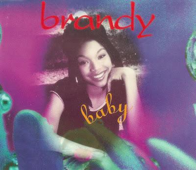 Brandy - Baby (CDS) (1994)