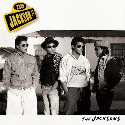 The Jacksons - 2300 Jackson Street (1989)