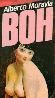 copertina di boh-moravia