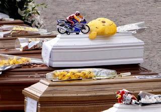terremoto, Abruzzo, funerali, morte, Pasqua