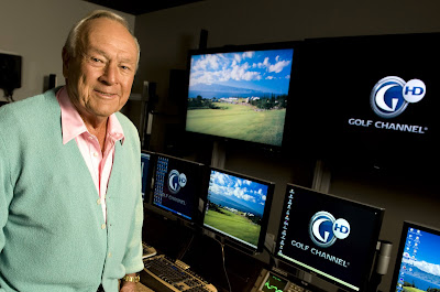 Arnold Palmer is American Famous Men Golfers