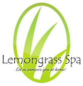Lemongrass Spa Products