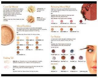 Why Sheer Minerals Makeup?