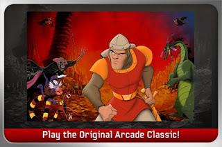 download Dragon's Lair - arkadna igra za iPhone, iPad, iPod