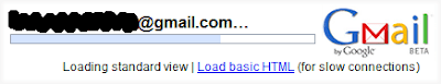 Gmail slow connection