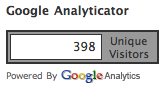 Download Google Analyticator Analytics Wordpress plug-in