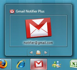 Download besplatni programi Gmail Notifier za Windows 7
