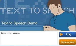iSpeech - pretvorite vaš tekst u glas i objavite ga na vašem blogu