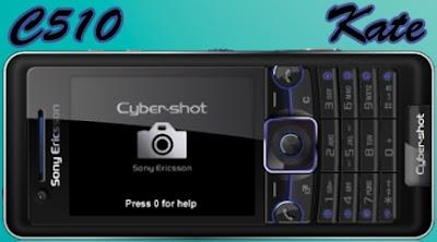 Sony Ericsson Kate C510 mobitel