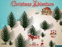 Besplatne Božićne flash igre online - Christmas Adventure Game