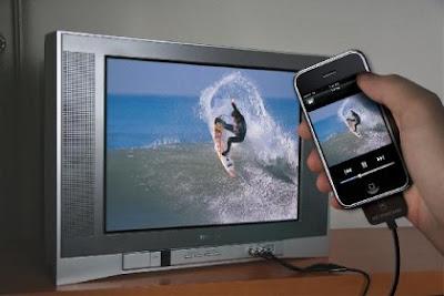 Spojite iPhone i iPod na vašu televiziju i gledajte slike i video klipove