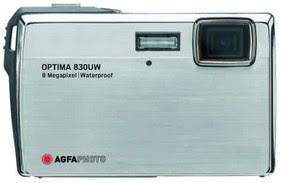 AgfaPhoto Optima 830UW digitalni fotoaparat