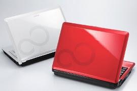 Novo FMV-BIBLO Loox M serije netbook računalo - Fujitsu Japan