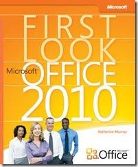 Download besplatna PDF e-knjiga First Look: Microsoft Office 2010