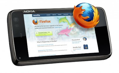 Download Firefox Mobile za Maemo 5 OS Nokia N900
