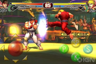 download igre Street Fighter IV za iPhone i iPod Touch