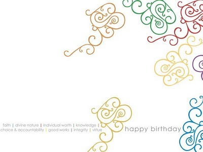 Happy Birthday, e-card čestitka za rodjendan download besplatne slike pozadine
