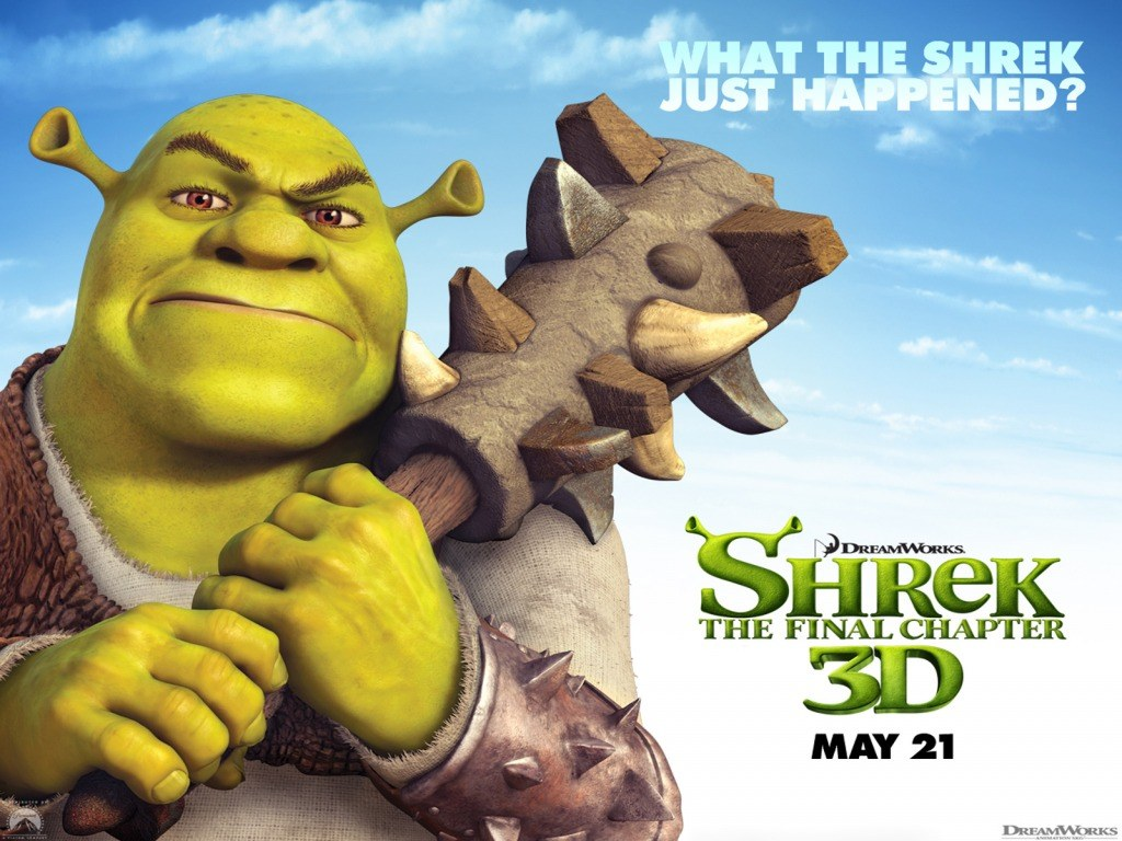 ... film Shrek 3D download besplatne pozadine slike za desktop kompjutera