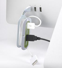 Quirky Contort, upravitelj USB diskova