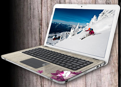HP DV6 Rossignol laptop