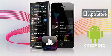 PlayStation aplikacija za iPhone, Android mobilne telefone