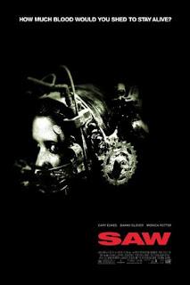 SAW 2004 Movie: Death is a shortcut