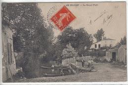 Le port d'Irleau