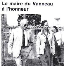 M. Arsène Allard et Ségolène Royal
